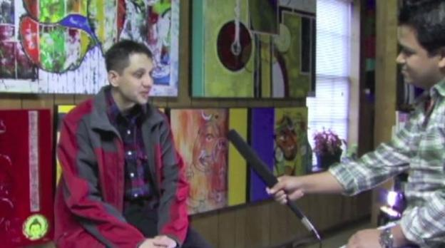 Anup Bhandari featured on KLTV's Proud of East Texas