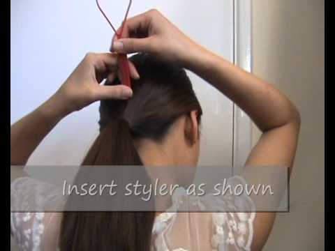 Cute Hairstyle Video Tutorial [Fashion Friday]