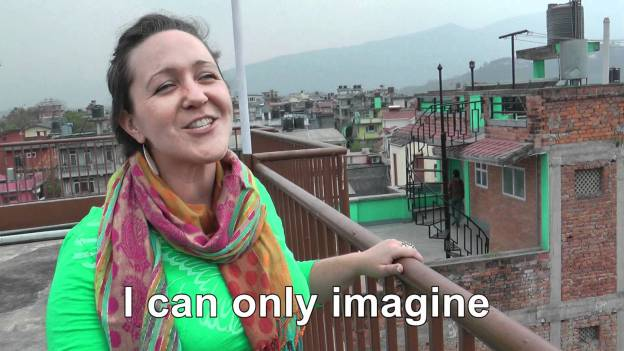 I Can Only Imagine – Nepali by K.T. Mitchell