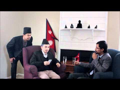 MaZZako Guff Gaff with Dr. Baburam Bhattarai