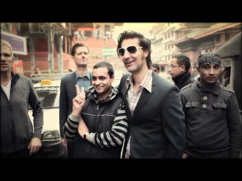 Any Way You Want It – MLTR's Music Video Shot in Nepal
