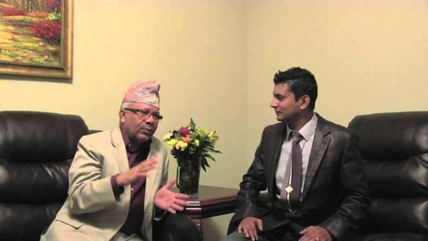Jiwan Parivesh Episode 2: Interview with Madhav Kumar Nepal