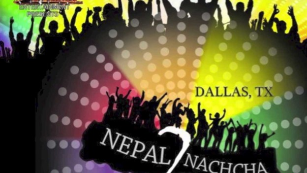 WIZ Entertainment presents Nepal Nachcha 2 Dallas on April 13, 2013