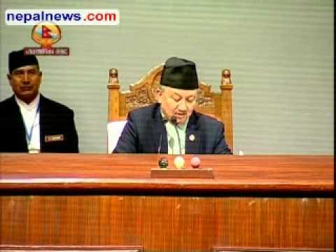 Baburam Bhattari elected as the new Prime Minister of Nepal