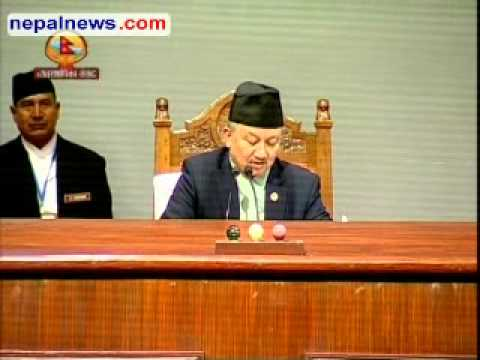 Baburam Bhattari elected as the new Prime Minister of Nepal