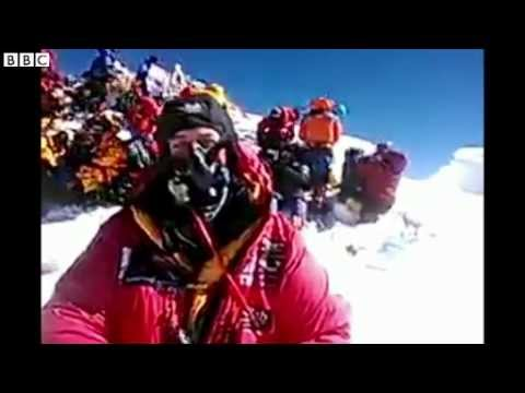 Controversial First Live Video Call From Mt. Everest