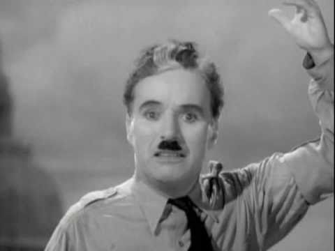 The Greatest Speech By Charlie Chaplin