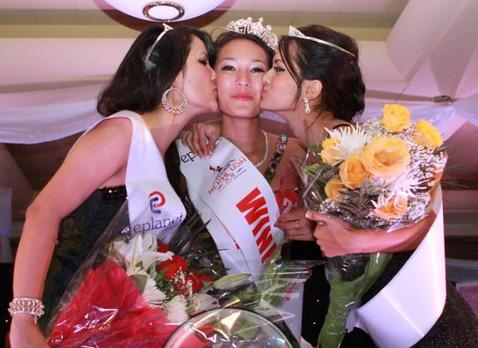 Title Winners at Miss Nepal US 2011