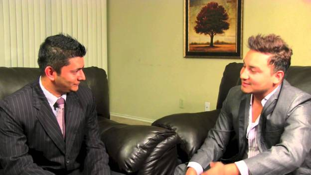 Jiwan Parivesh with Artist Arjoon KC