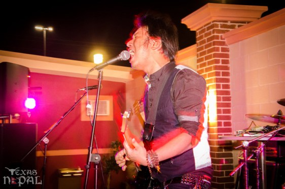 Diwas Gurung and Normal Academic Live in Dallas