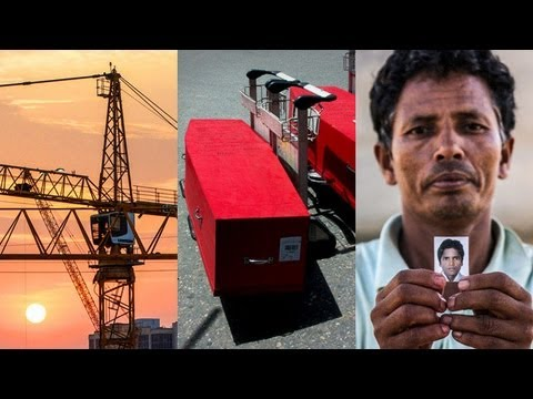Heartbreaking Story of Nepalese Workers in Qatar