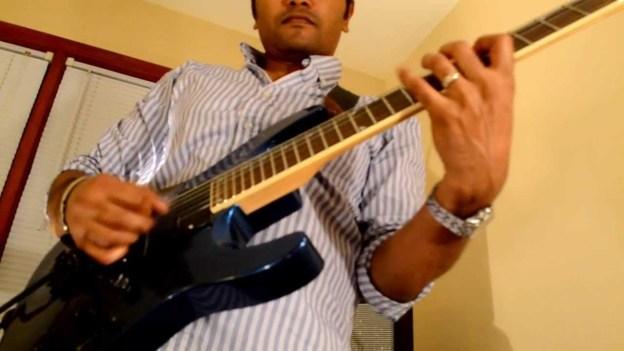 """Beautiful cover of Narayan Gopal's evergreen song """"Kehi Mitho"""" by Atharva"""