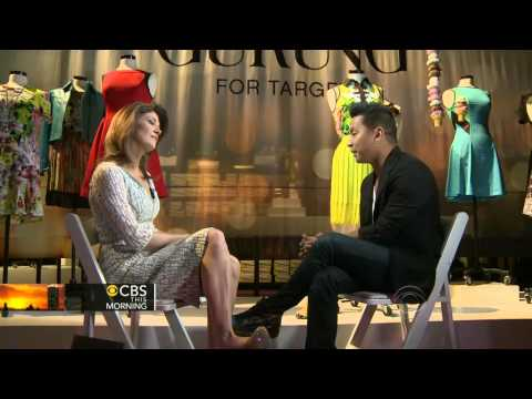 Prabal Gurung spoke to the 'CBS This Morning' About His Sky Rocketing Career