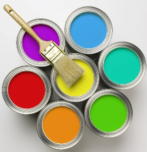 Avoid lead containing paints