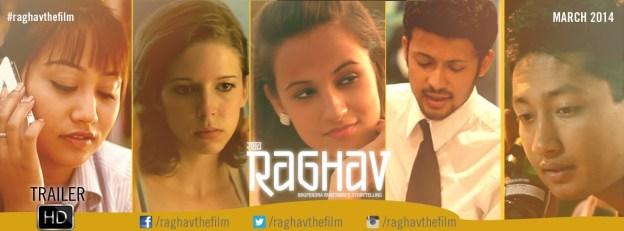 Official Trailer of Nepali Film 'Raghav'