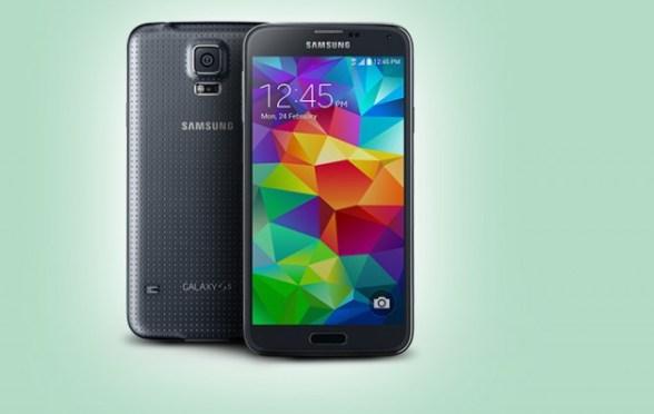 Samsung announces new flagship phone Galaxy S5