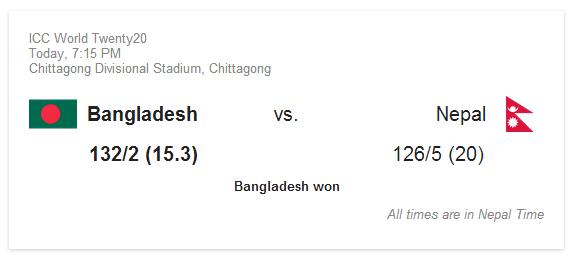 nepal vs bangladesh cricket   Google Search