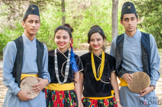 Nepali New Year 2071 Celebration in Euless by NST