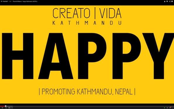 Happy Kathmandu Music Video