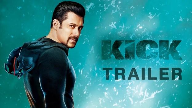 Kick Official Trailer – Salman Khan, Jacqueline Fernandez, Randeep Hooda and Nawazuddin Siddiqui