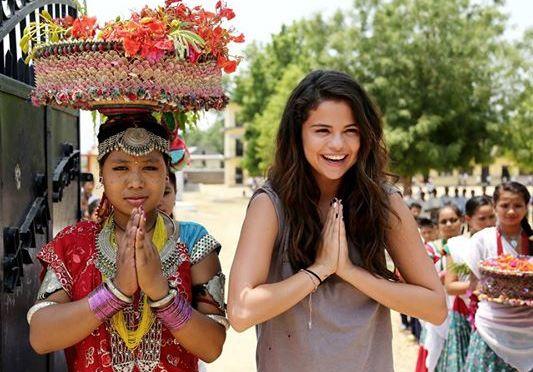 UNICEF Ambassador Selena Gomez's Inspiring Trip To Nepal