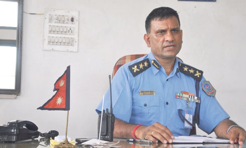 SSP Kharel Transferred: Posted To Police Headquarters