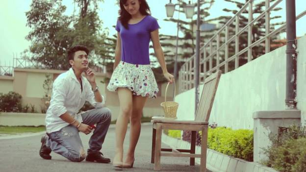 I Love you Music Video by Kamal K. Chhetri