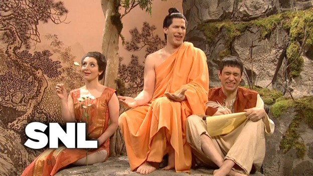 Rude Buddha – Saturday Night Live