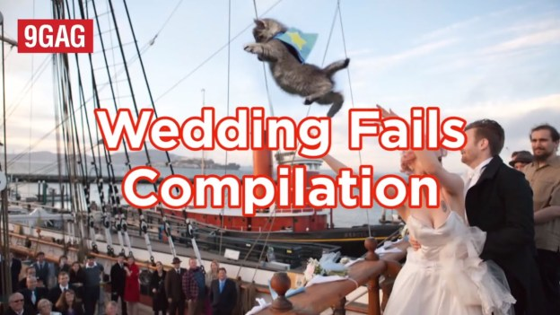 The Ultimate Wedding Fails Compilation