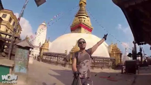 Ma Hide Hai – James Pradhan (SELFIE Music Video)