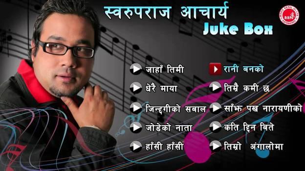 Swaroop Raj Acharya Songs Collection