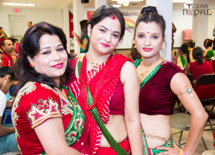 Teej Celebration 2014 Irving, Texas