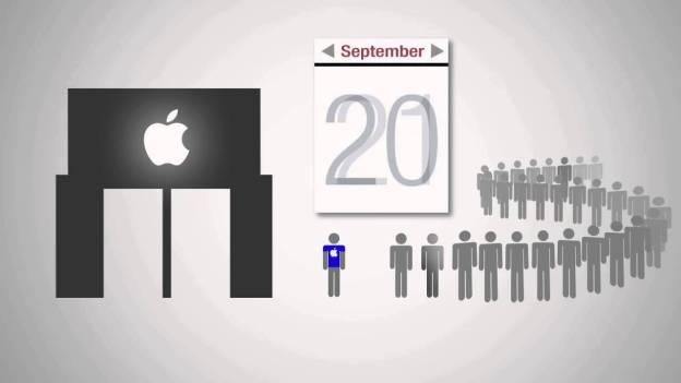 Apple's New iLine