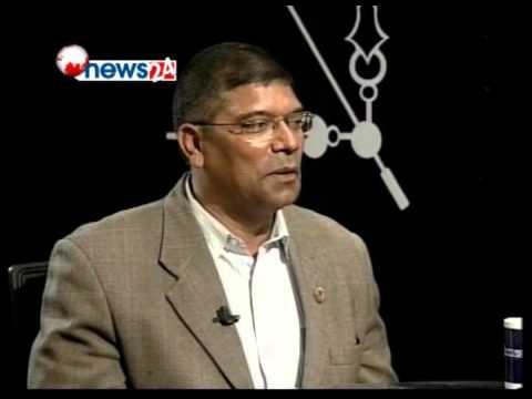 CA Member Jeevan Bahadur Shahi in Tough Talk