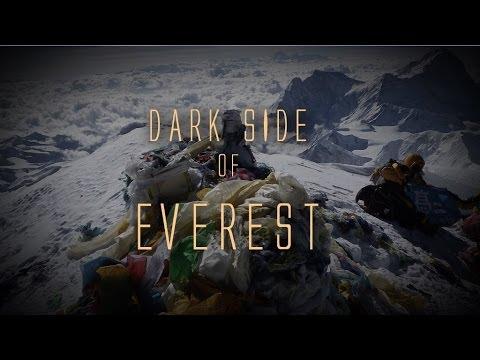 Dark side of Everest