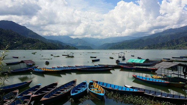 Fewa Lake Pokhara – Beautiful Nepal