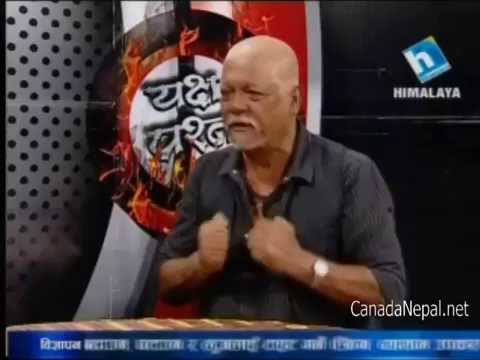 Interview with Sunil Thapa – Himalaya TV