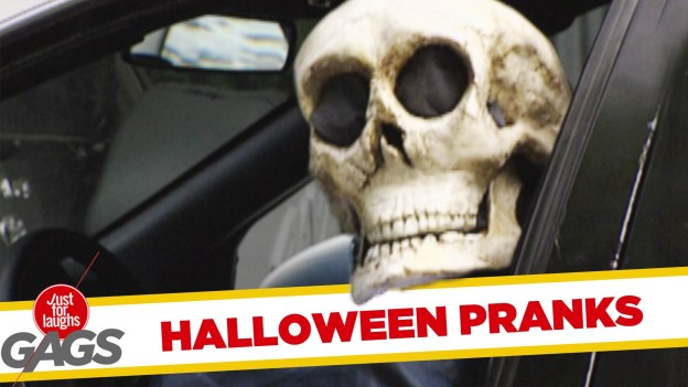 Best Halloween Pranks – Just for Laughs Gags