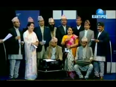Deusi Bhailo Comedy by Sisnu Pani Nepal