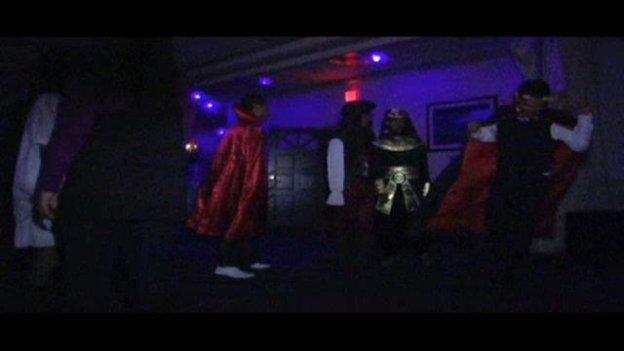 Halloween Dance Party 2009