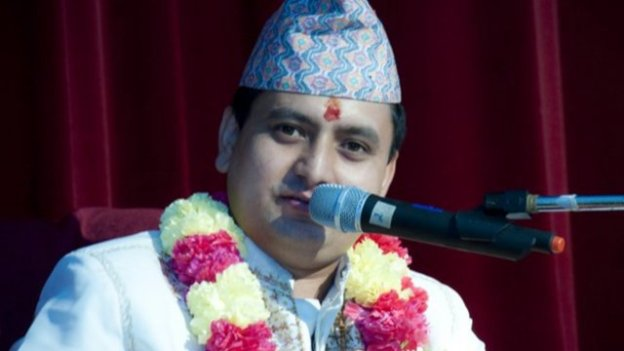 Interview with Deen Bandhu Pokhrel