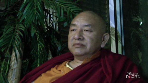 Interview with Khenpo Sange Rangjung Rinpoche