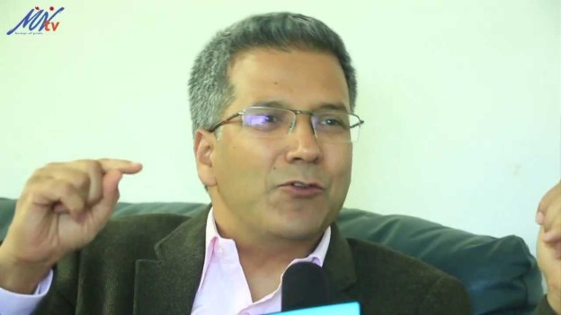 Interview with Rabindra Mishra
