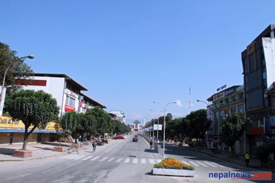 Kathmandu During Dashain