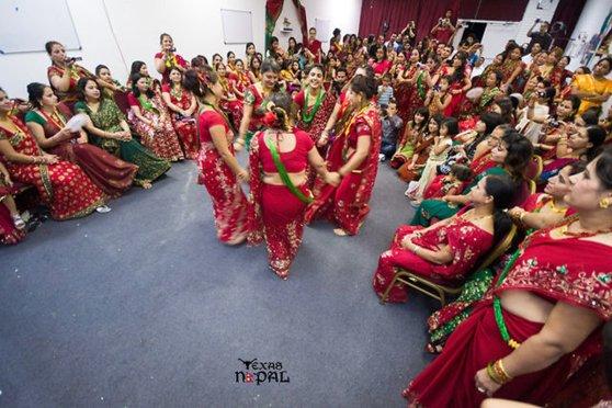Teej Celebration 2011