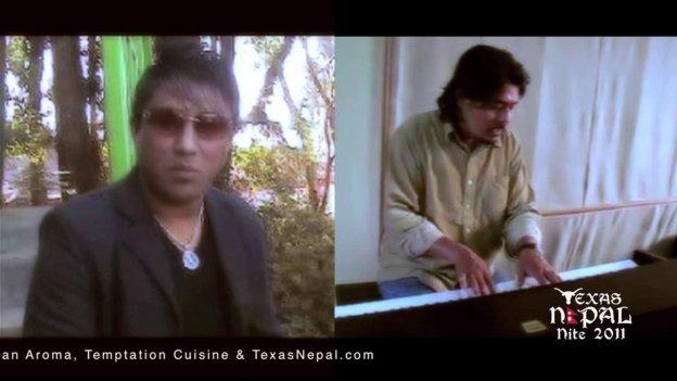 TexasNepal Nite featuring Adrian Pradhan & Karma Sherpa – Promo