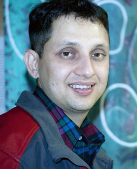 Anup Bhandari – Personality of the Month for February 2010