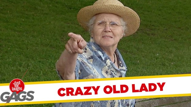 Crazy Old Lady Pranks – Best of Just For Laughs Gags