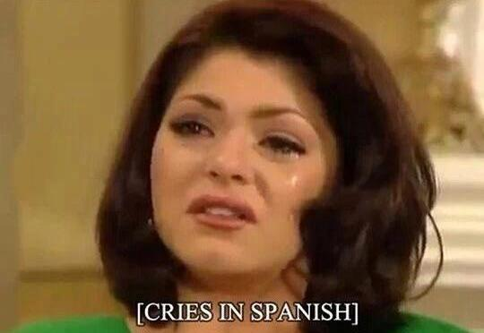 Crying in Spanish (Caption Fail)
