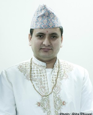 Pundit Deen Bandhu Pokhrel – Personality of the Month for April 2010
